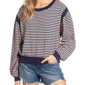 Puff Sleeve top from BP